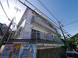 兵庫県神戸市須磨区妙法寺字円満林の賃貸アパートの外観