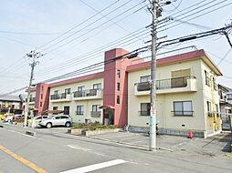 野村マンション[1階]の外観