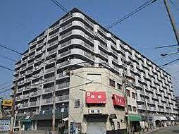 ターミナルマンション朝日プラザ堺[8階]の外観
