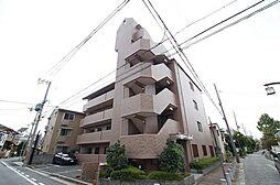 兵庫県尼崎市尾浜町3丁目の賃貸マンションの外観