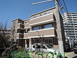神奈川県川崎市麻生区万福寺1丁目の賃貸アパートの外観