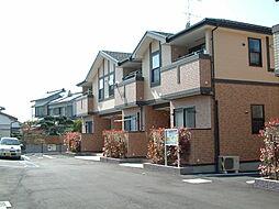 ラ・ベレッツァI[1階]の外観