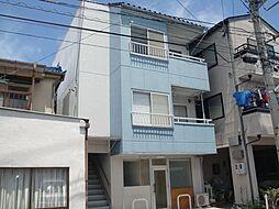 長野県上田市天神4丁目の賃貸アパートの外観