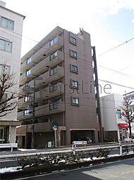 ラナップスクエア京都北野[408号室]の外観