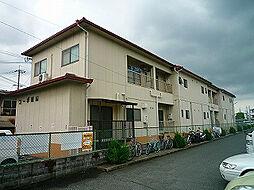 コーポ西田[202号室]の外観