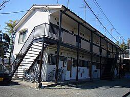 コーポ富士美[203号室号室]の外観