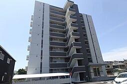 静岡県駿東郡清水町八幡の賃貸マンションの外観