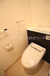 メゾン ラフィネのトイレ