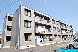 埼玉県川口市東川口6丁目の賃貸マンションの外観
