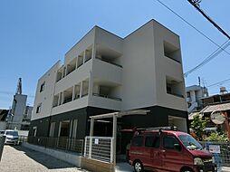 ステラウッド道明寺I[1階]の外観