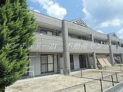 岡山県岡山市北区御津野々口の賃貸マンションの外観