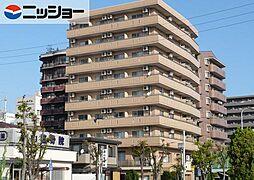 第3さくらマンション中央[9階]の外観