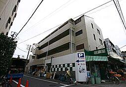 東京都世田谷区野沢3丁目の賃貸マンションの外観