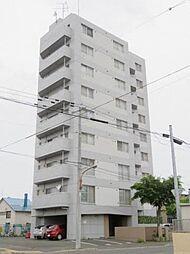 ピュアコート北33条[5階]の外観