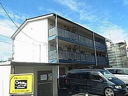 学園シティハイムA[1階]の外観