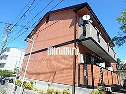 サニーコート向山 B棟[2階]の外観