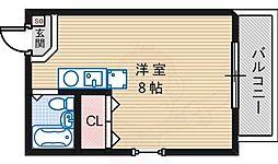 北花田駅 3.7万円
