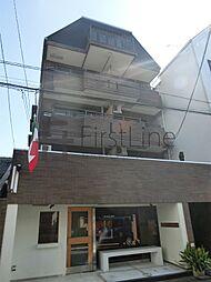 京都府京都市中京区釜座通丸太町下る桝屋町の賃貸マンションの外観
