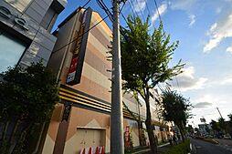 鍋屋上野住宅6号棟[1階]の外観