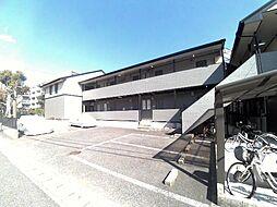兵庫県神戸市東灘区深江南町1丁目の賃貸アパートの外観