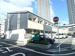 大阪府泉大津市旭町の賃貸アパートの外観