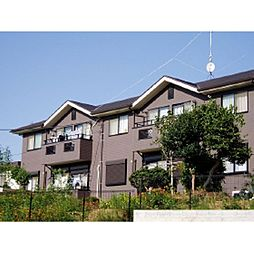 ガーデンコートK[2階]の外観