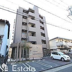 愛知県名古屋市中村区角割町1丁目の賃貸マンションの外観