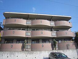 愛知県日進市梅森台5丁目の賃貸マンションの外観