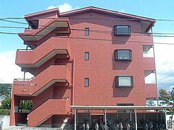コーナス・ガーデンB棟[2階]の外観