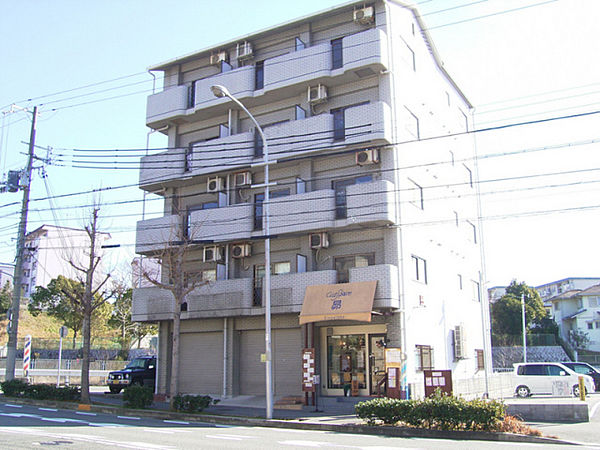ヴィオス多聞 2階の賃貸【兵庫県 / 神戸市垂水区】