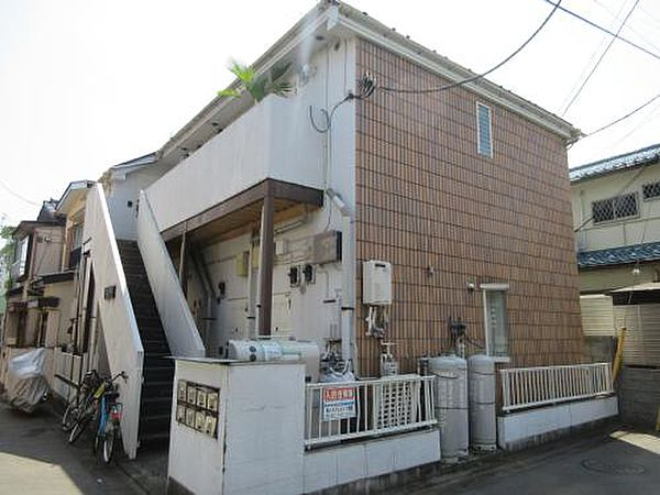 エミュー久米川 1階の賃貸【東京都 / 東村山市】