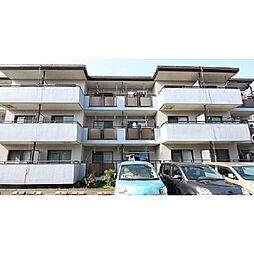リヴァティーマンションB[1階]の外観