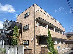 神奈川県横浜市南区大橋町3丁目の賃貸アパートの外観