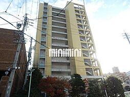 鶴舞ガーデンコート[9階]の外観