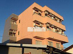 恵マンション[4階]の外観