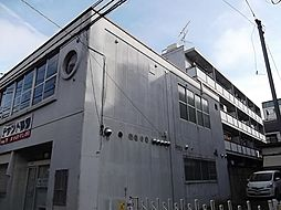 京都府京都市伏見区新町の賃貸マンションの外観