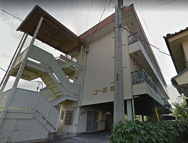 コーポ福島 2階の賃貸【山梨県 / 甲府市】