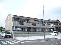 レザンヴェール鎌倉台[1階]の外観