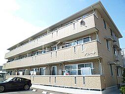 高知県高知市杉井流の賃貸アパートの外観