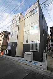 神奈川県川崎市川崎区大島5丁目の賃貸マンションの外観