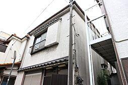 千葉県市川市八幡1の賃貸アパートの外観