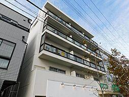 兵庫県神戸市灘区高徳町3丁目の賃貸マンションの外観