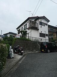 埼玉県入間市高倉5丁目の賃貸アパートの外観