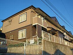 福岡県北九州市若松区用勺町の賃貸アパートの外観