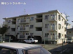 サンモール田中[3階]の外観