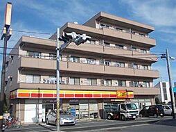千葉県市川市大和田1丁目の賃貸マンションの外観