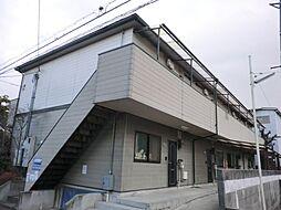 兵庫県尼崎市西難波町5丁目の賃貸マンションの外観