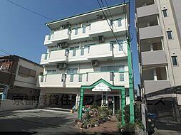 アベニュー千鶴[401号室]の外観