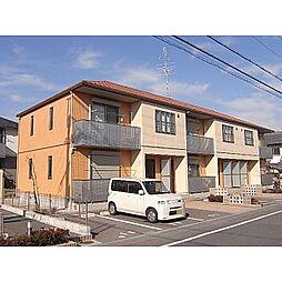 奈良県橿原市小槻町の賃貸アパートの外観