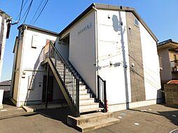 福岡県北九州市門司区大里戸ノ上1丁目の賃貸アパートの外観